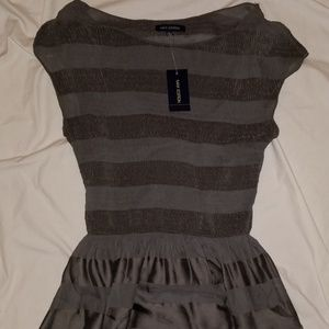 Cute Comfy Max Edition Gray Party Dress
